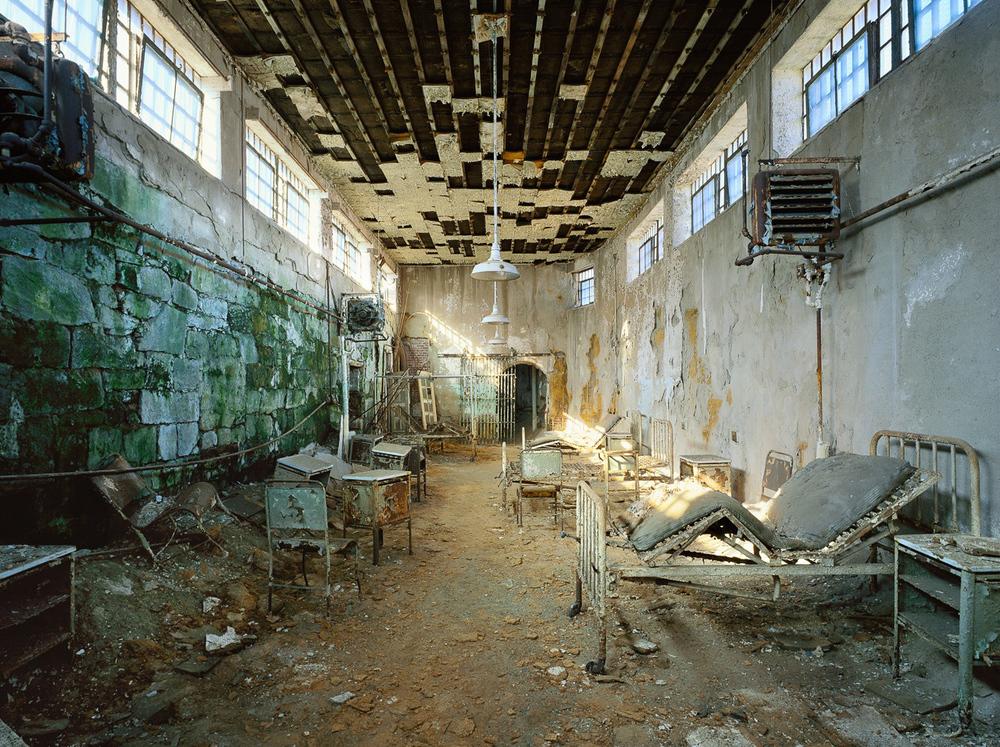 Eastern State Penitentiary II (infirmary)  Philadelphia, Pennsylvania 2009