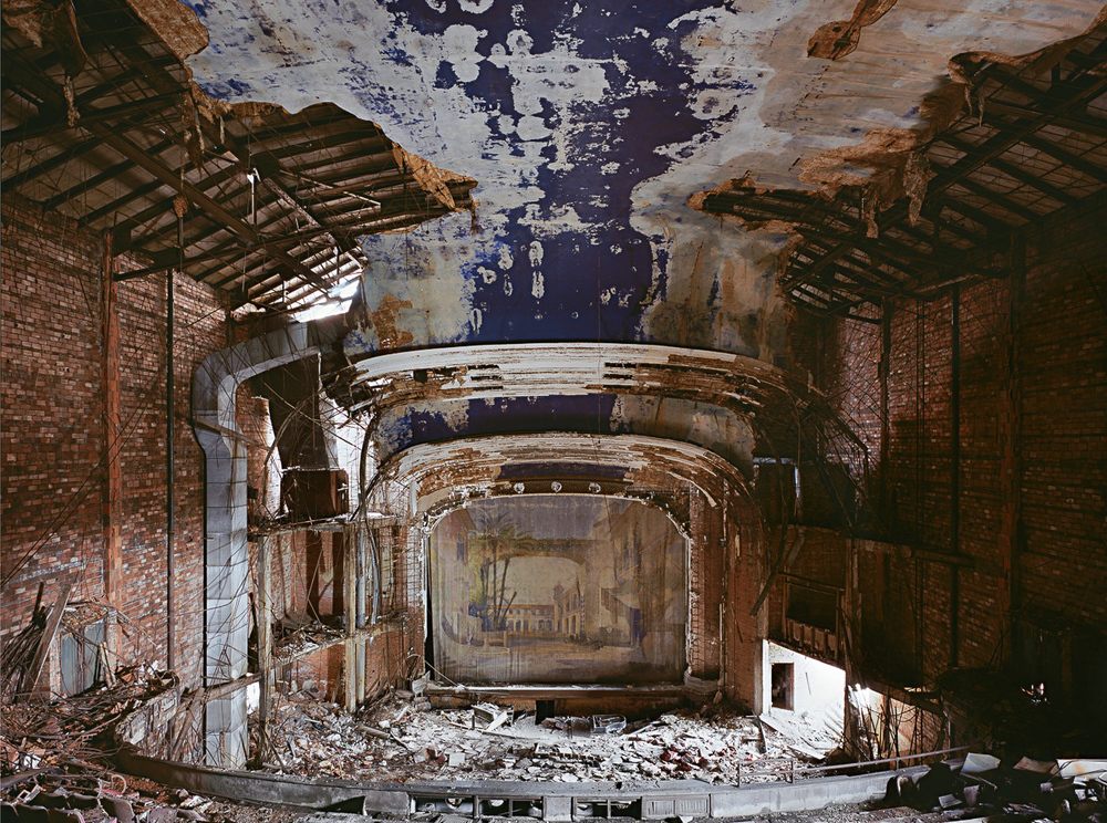 Palace Theater Gary  Gary, Indiana 2010