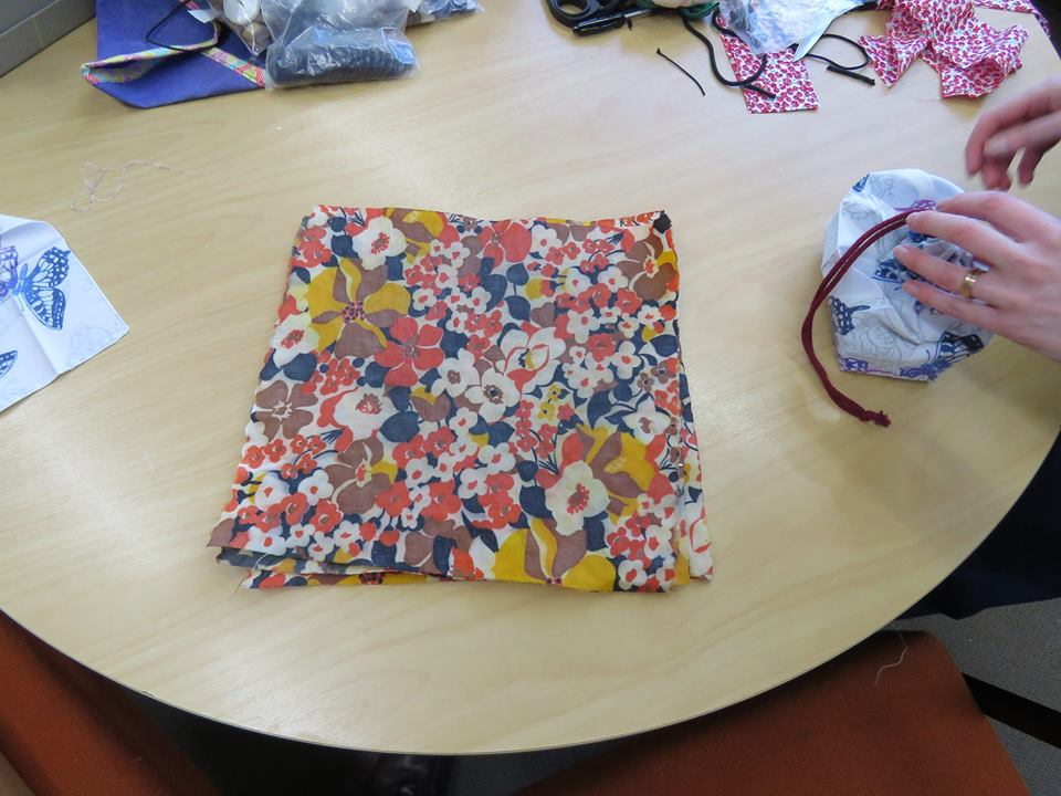 Beeswax wraps with Fiona Clements