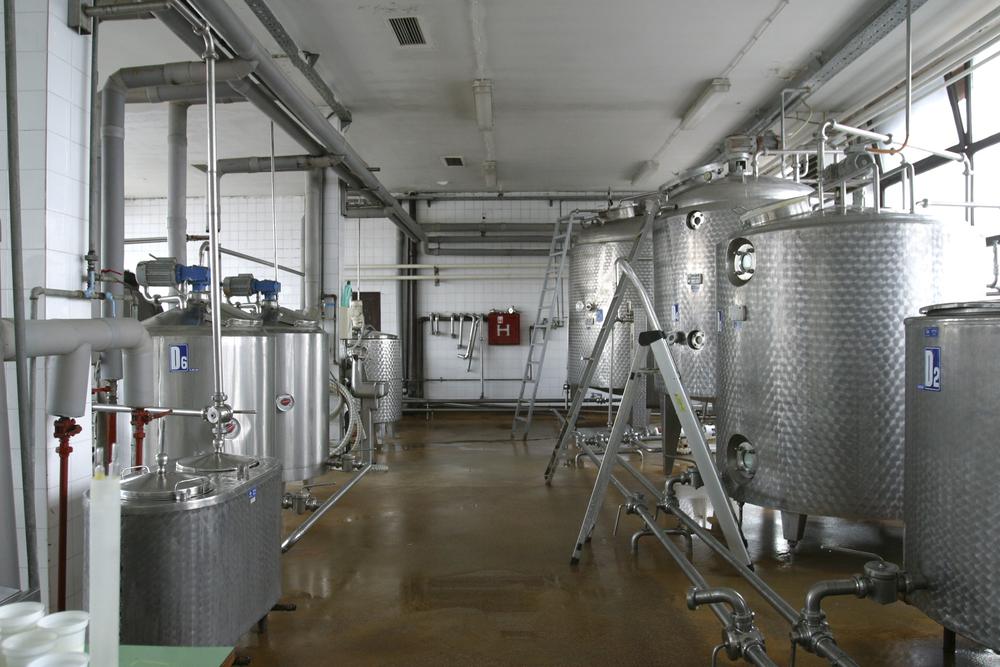 Contrôle et gestion de recettes sur des systèmes de brassage
