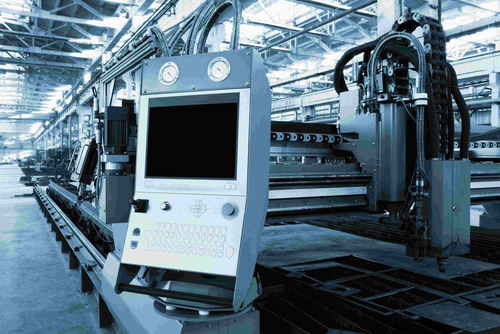 Automatisation d'équipements pour systèmes de déplacement numérique (CNC)
