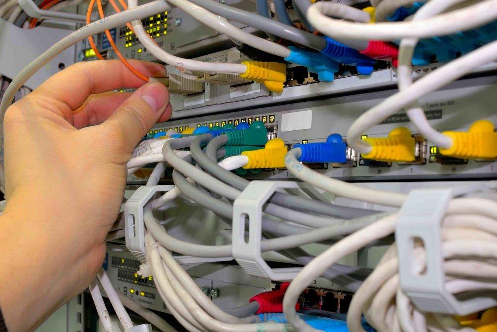 Implémentation de réseautique industrielle
