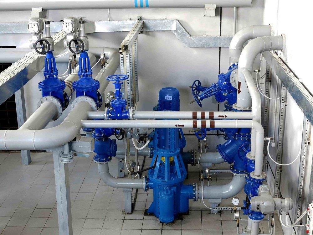 Divers projets de traitement des eaux