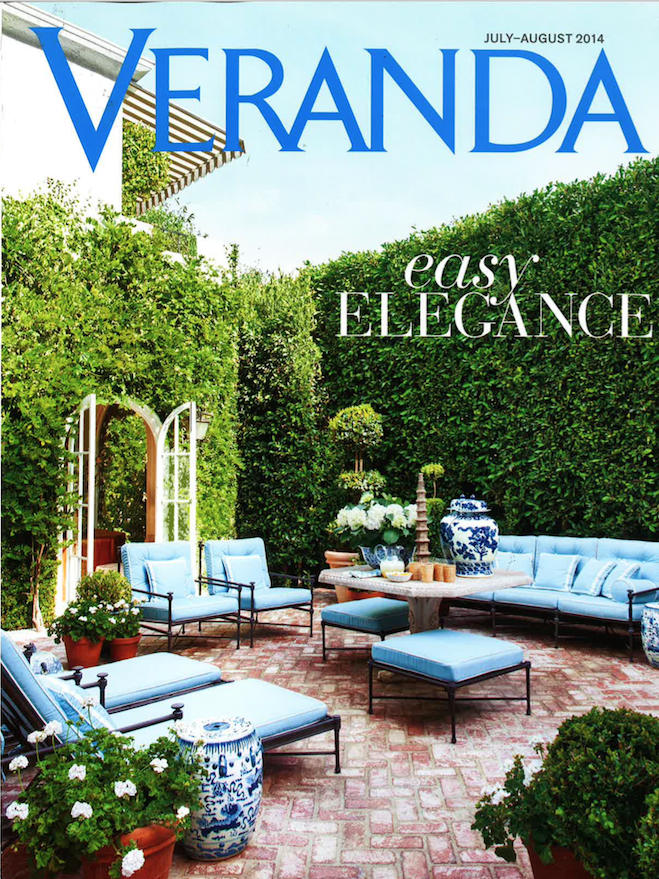 Veranda July/August 2014