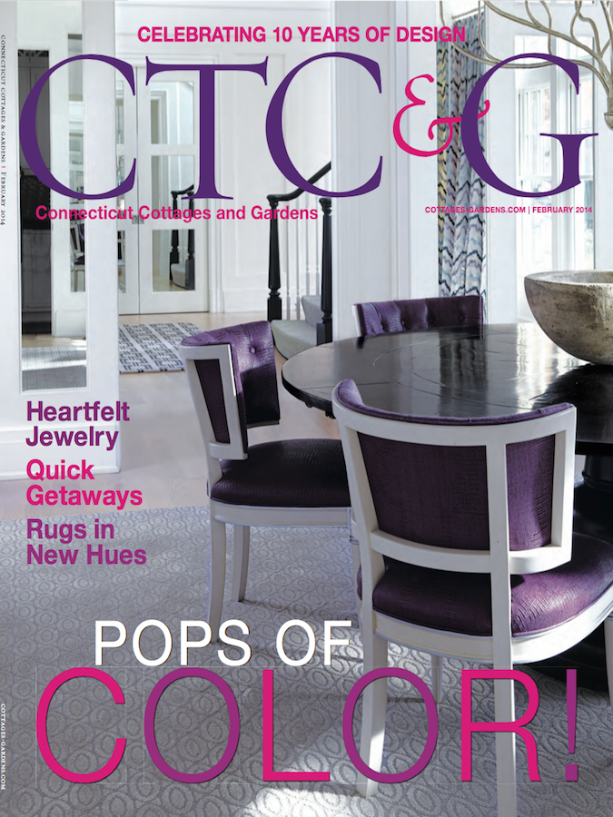 CT Cottages & Gardens February 2014