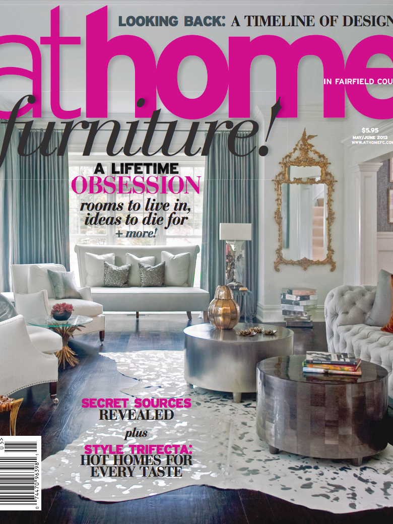 atHome Magazine May/June 2013