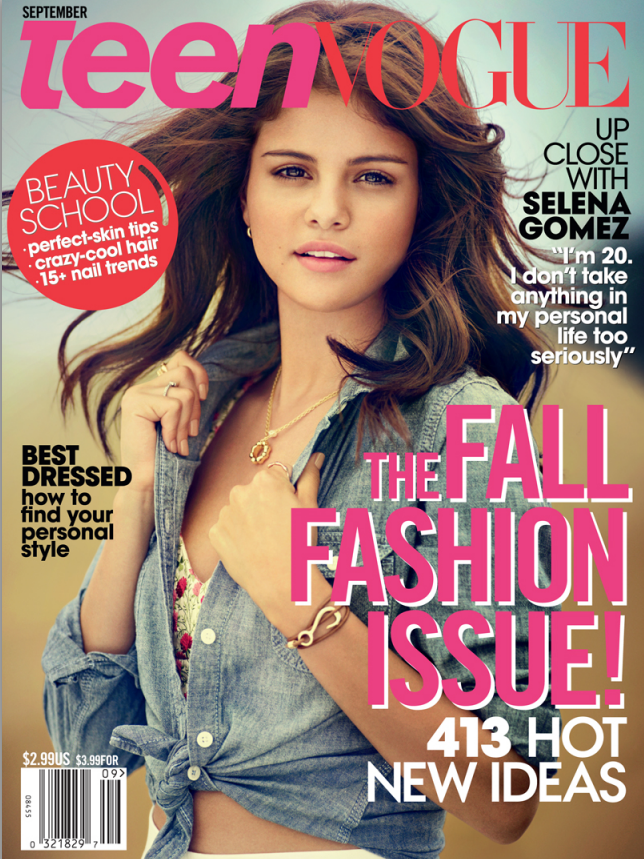 Teen Vogue September 2012