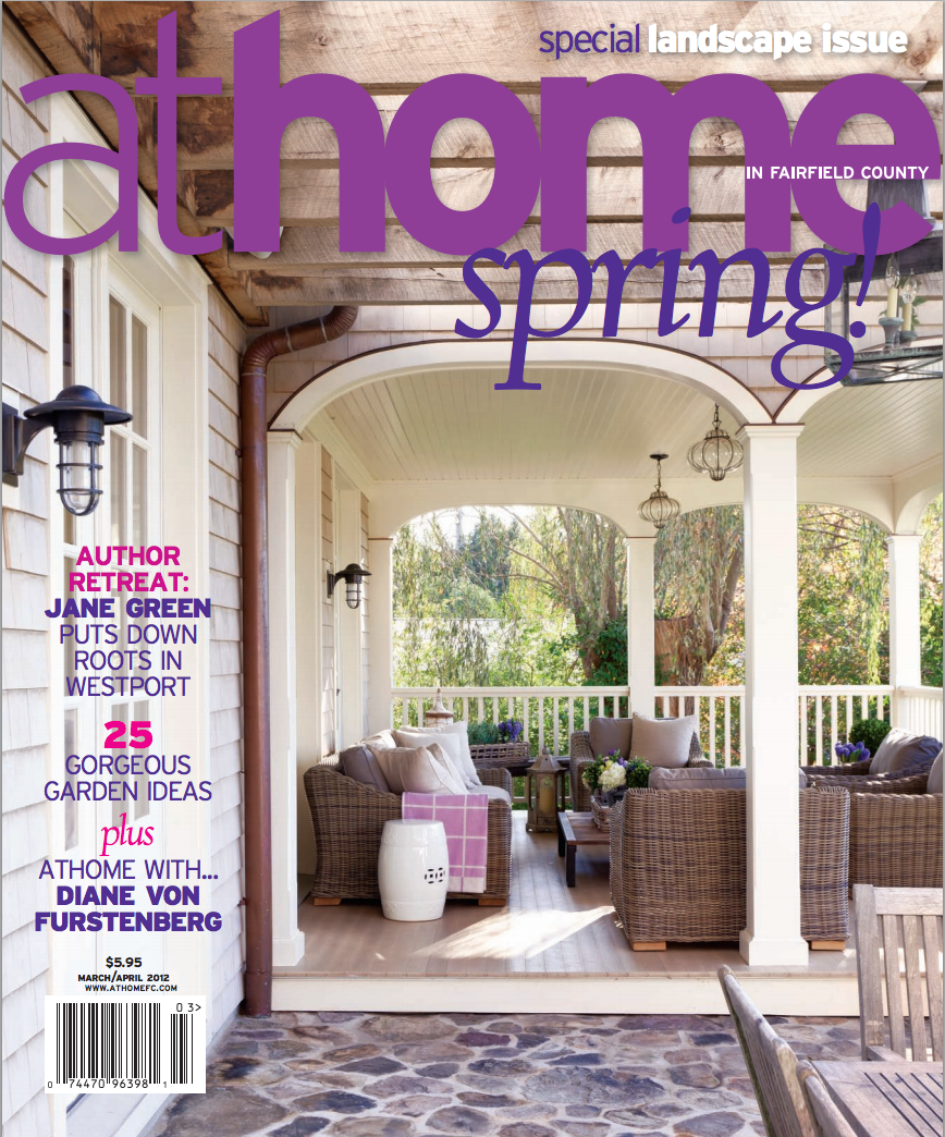 atHome Magazine March/April 2012