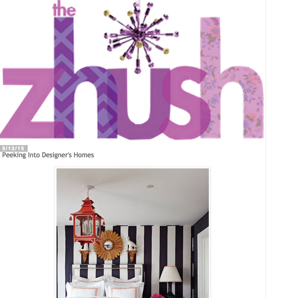 The Zhush May 2015
