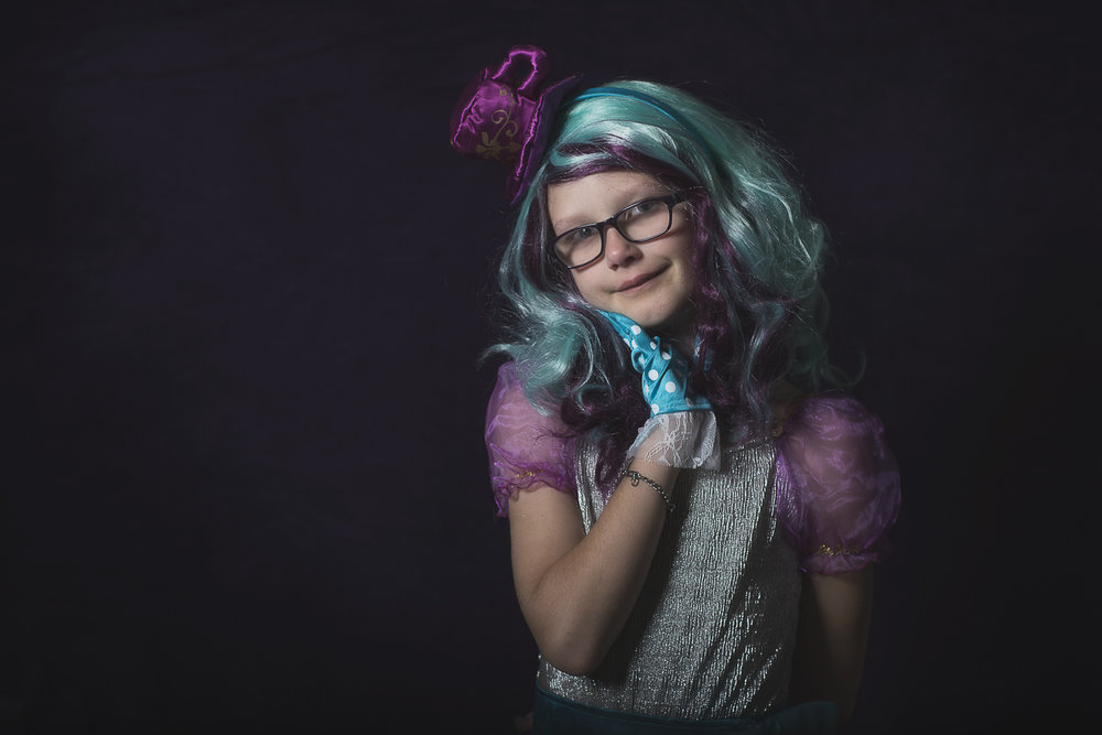 "Madaline Hatter ""Ever after High"""