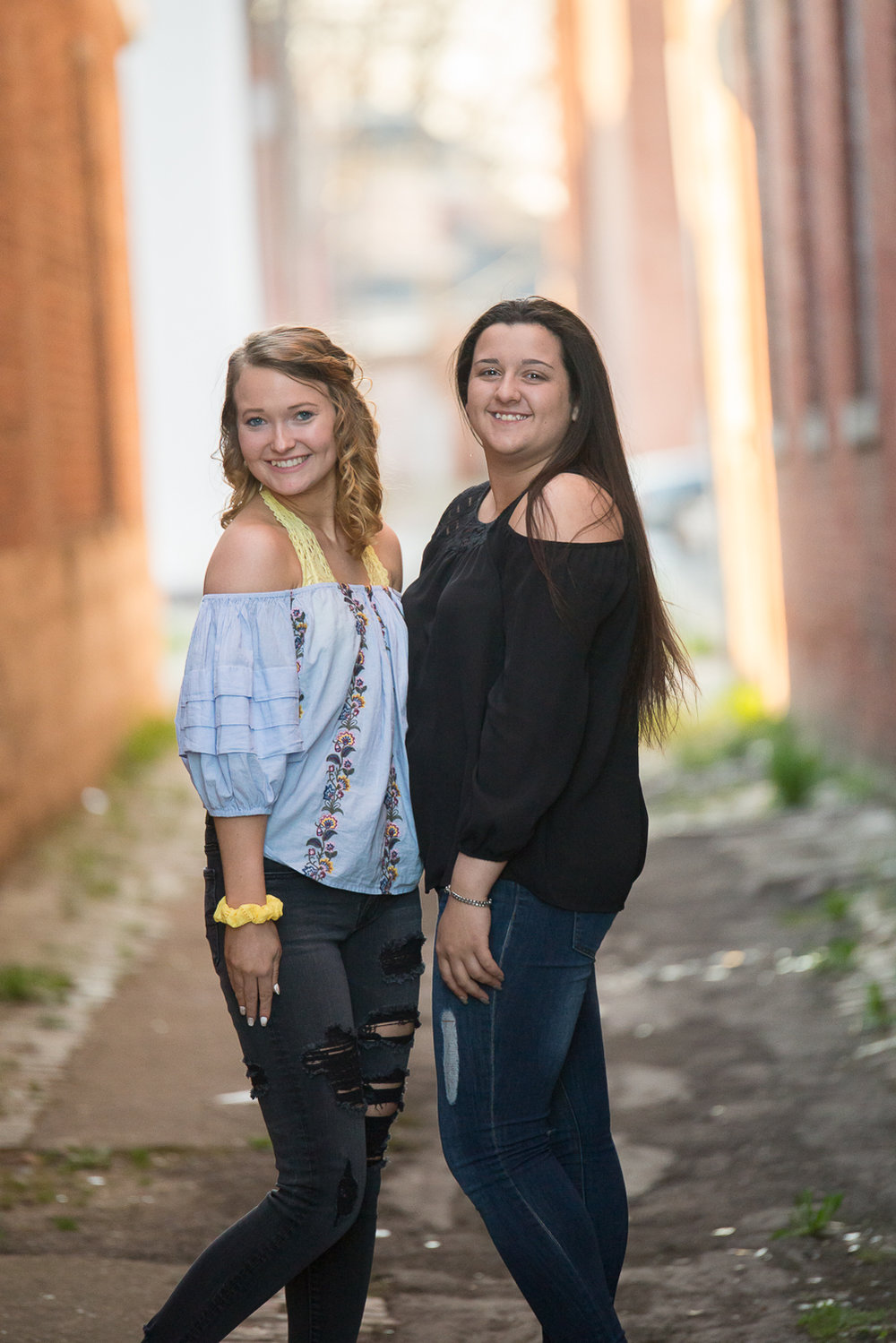 Class of 2018 -Julia & Laurin