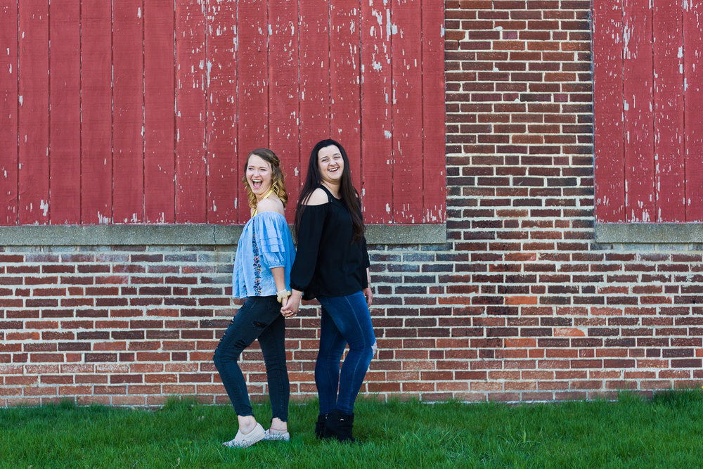 Class of 2018 | Julia & Laurin