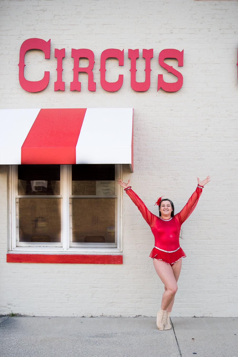 Peru Ameture Circus- Julia