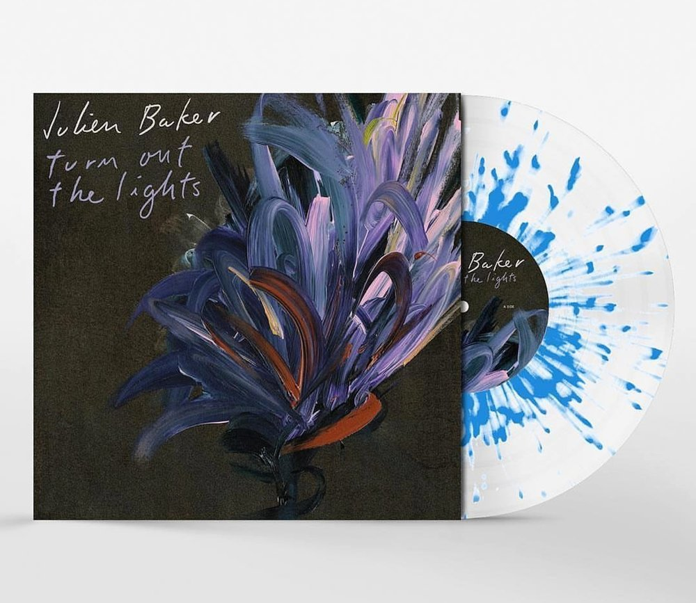 Cover Art: 'Turn Out The Lights' by Julien Baker