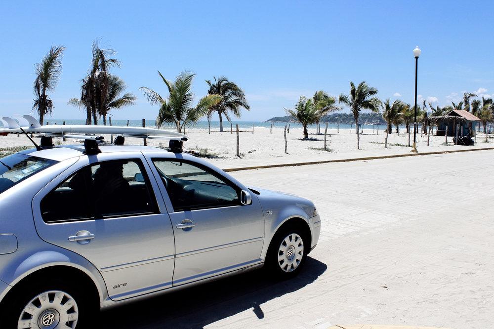 surf trip oaxaca travel