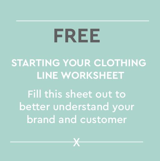 Free Templates — Clothier Design Source