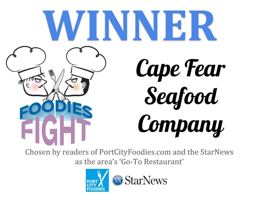 2018 Foodies Fight Winner