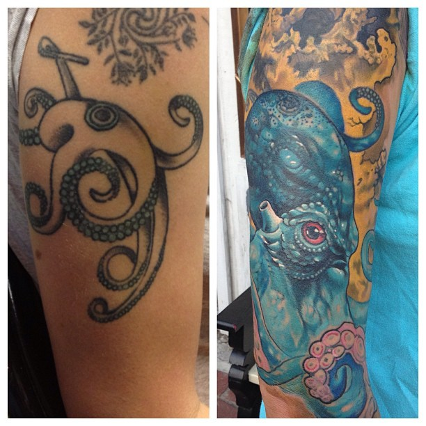 Double cover up   http://kurtfagerland.tumblr.com/