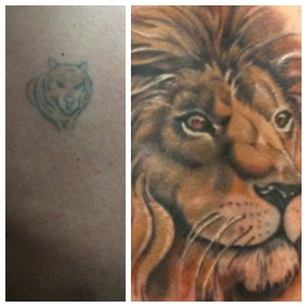 Little cover up (Taken with instagram)