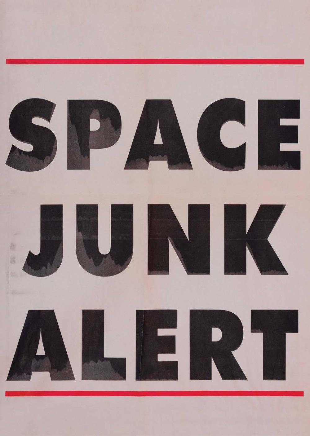 Woolloongabba Art Gallery Space Junk Alert