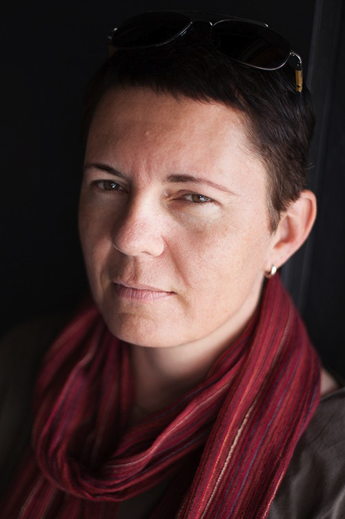 Griffith-Centre-for-Creative-Arts-Research_Heather Faulkner_Headshot