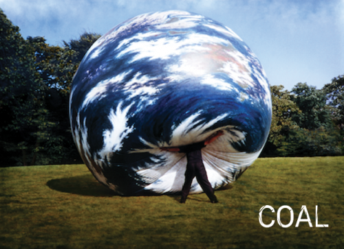 Seung-taek Lee, Earth Play, 1979-89, Balloon painted with oil, 500cm (diameter). Courtesy of Gallery HYUNDAI and the artist.