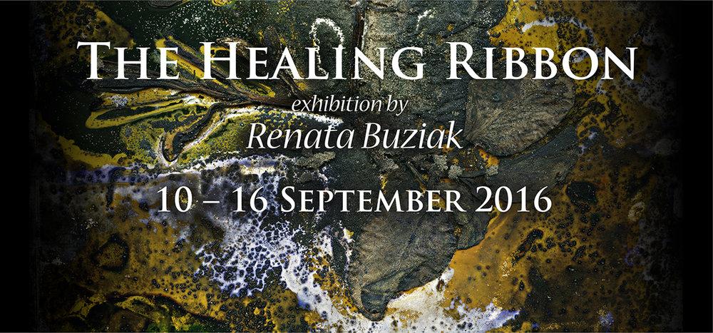 Renata Buziak 'The Healing Ribbon' 2016