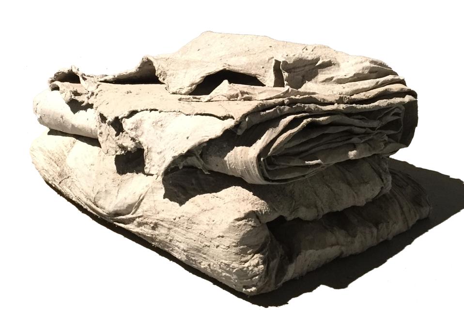 Tess Mehonoshen Unmap (fold) series 2015