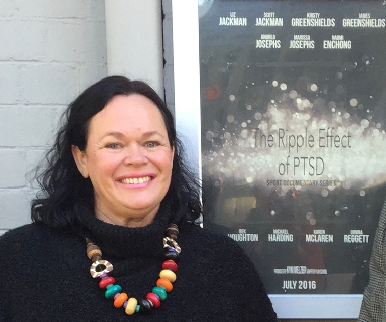 Kym Melzer – Impact Producer,  The Ripple Effect of PTSD