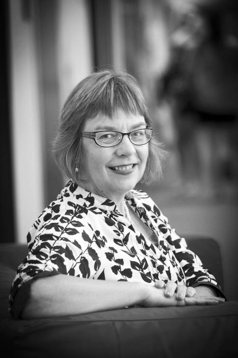Dr Donna McDonald