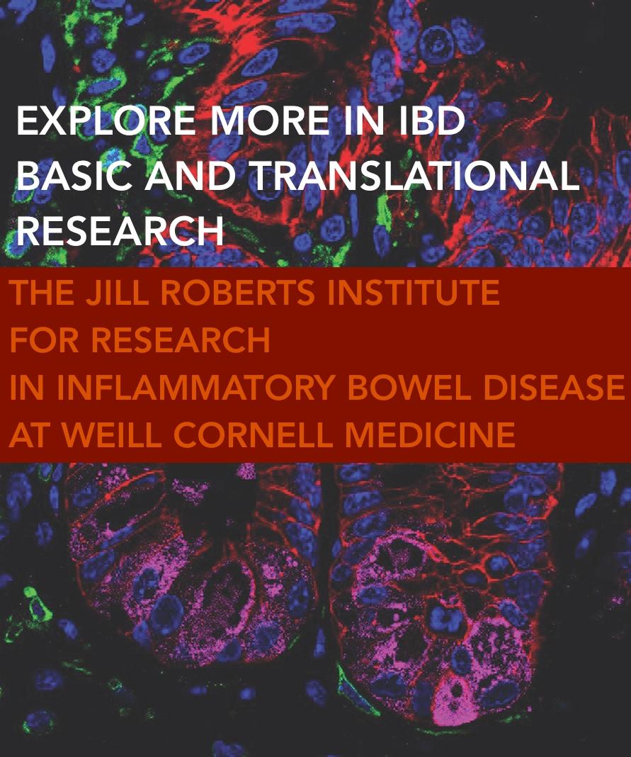 Translational Research — Weill Cornell Medicine - Longman Lab