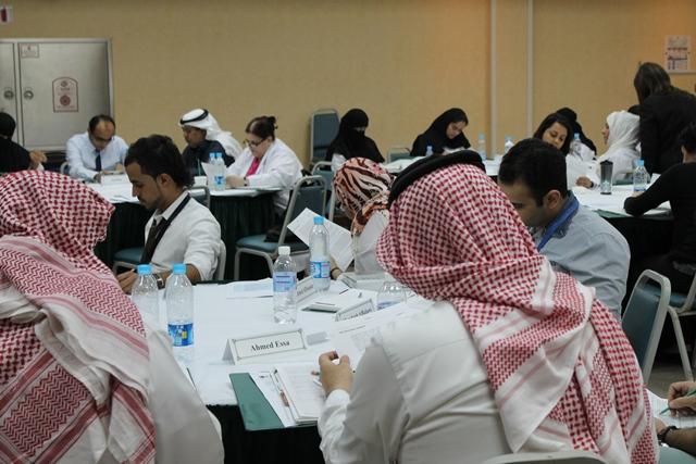 YWAP Saudi Classroom