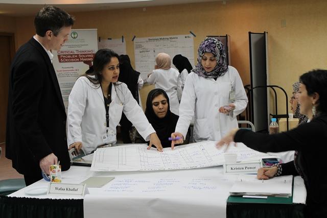 YWAP Saudi discussion