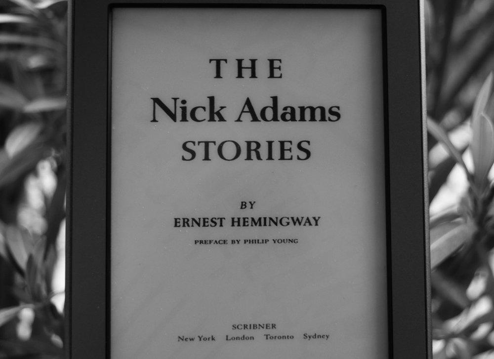 Kennedy_Hemingway_Nick Adams Stories.jpg