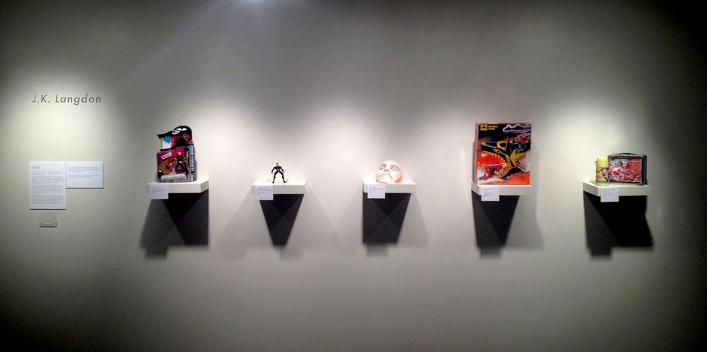 J.K. Langdon - Undergraduate Thesis Exhibit, 2014
