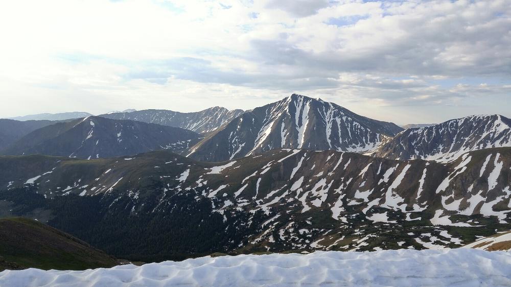 Torreys Peak (el 14,267ft)