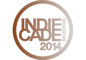 """Official Digital Selection""   IndieCade 2014"
