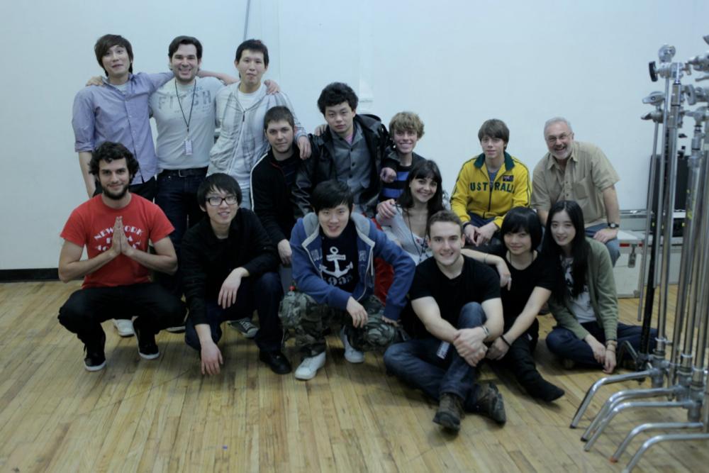 My NYFA Class of '12
