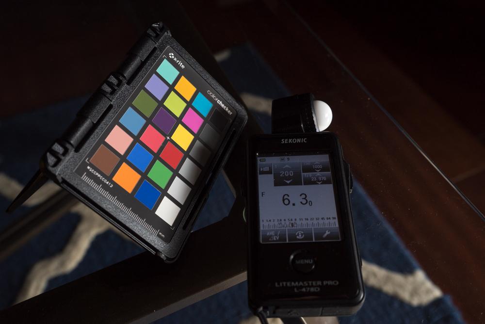 Sekonic Light Master L-478D Light Meter