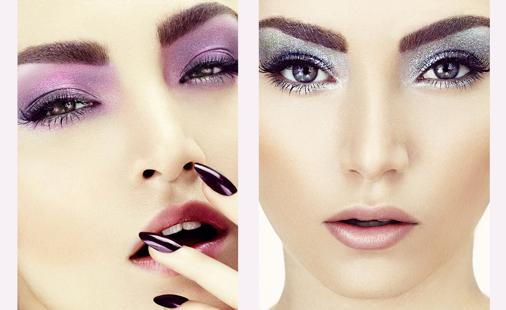 Make up, beauty, eye liner, fashion, make up, digital retouch.jpg
