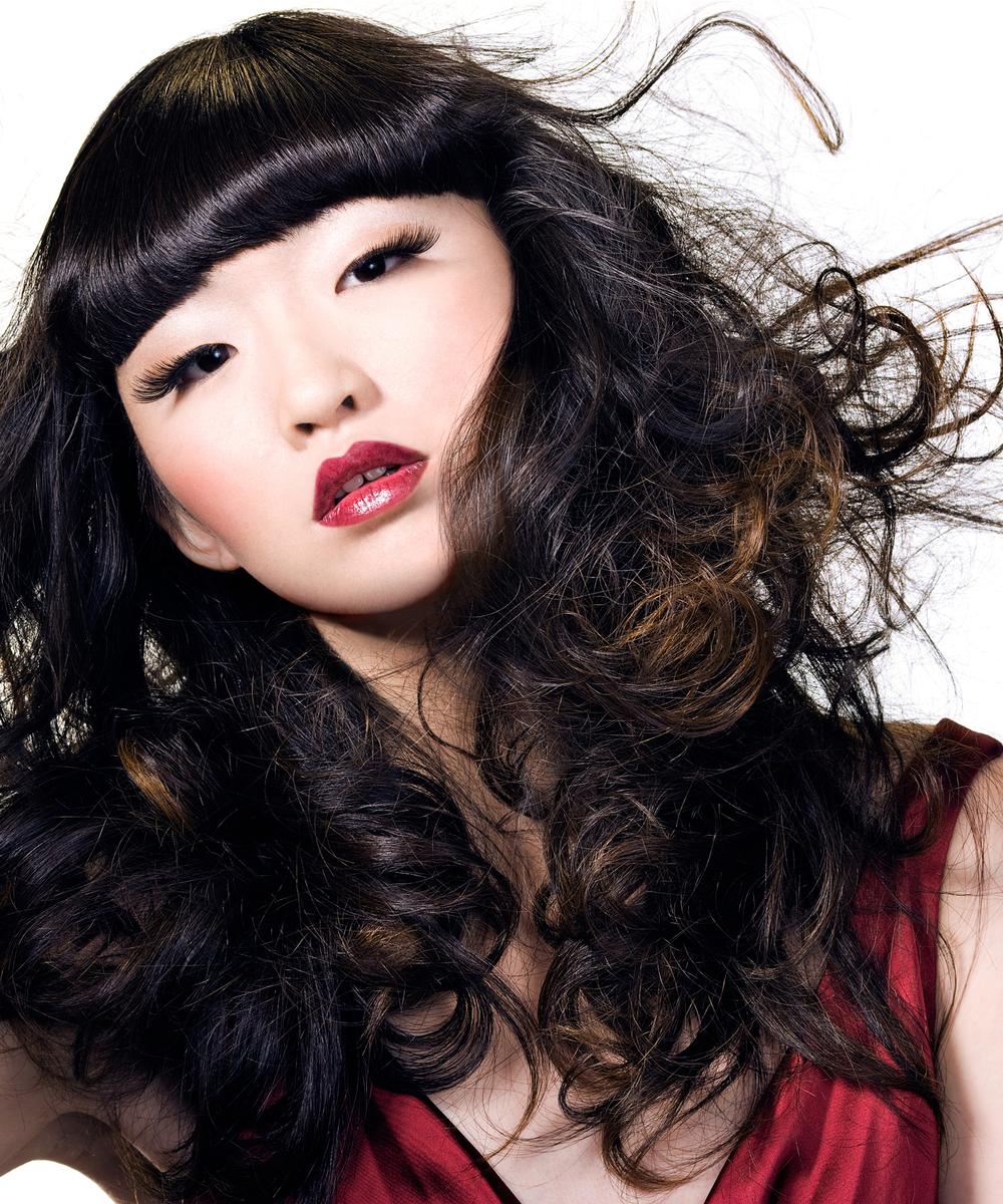 Asian Beauty, make up, hair, lipstick,fashion photo retouching @Thomas Canny Studio.jpg