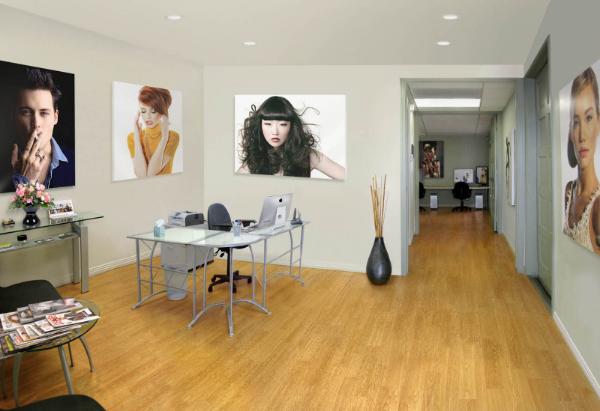 Foyer of Thomas CAnny Studio