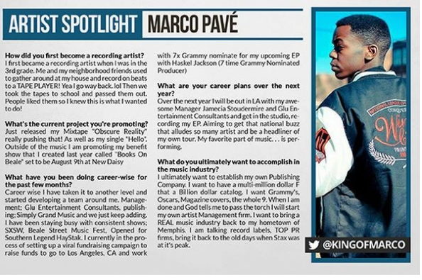 INTERVIEW WITH Coast 2 Coast Mag