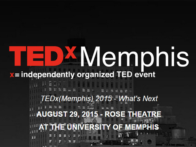 Marco Pavé interviewed in the Commercial Appeals coverage of Tedx Memphis