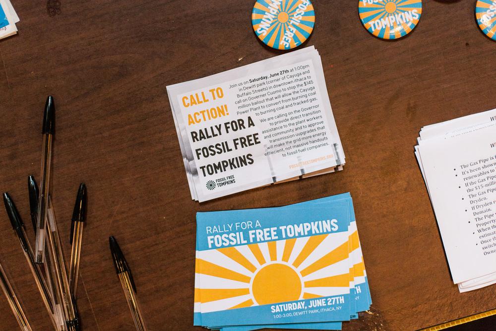 Fossil Free Tompkins
