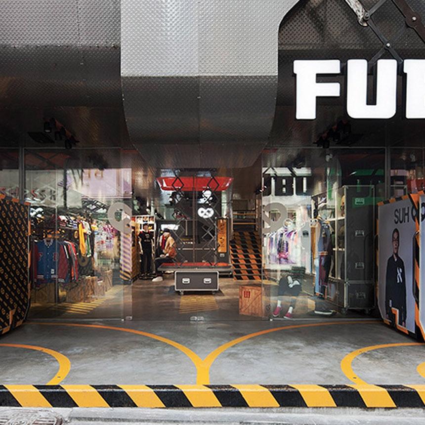FUBU - Architecture