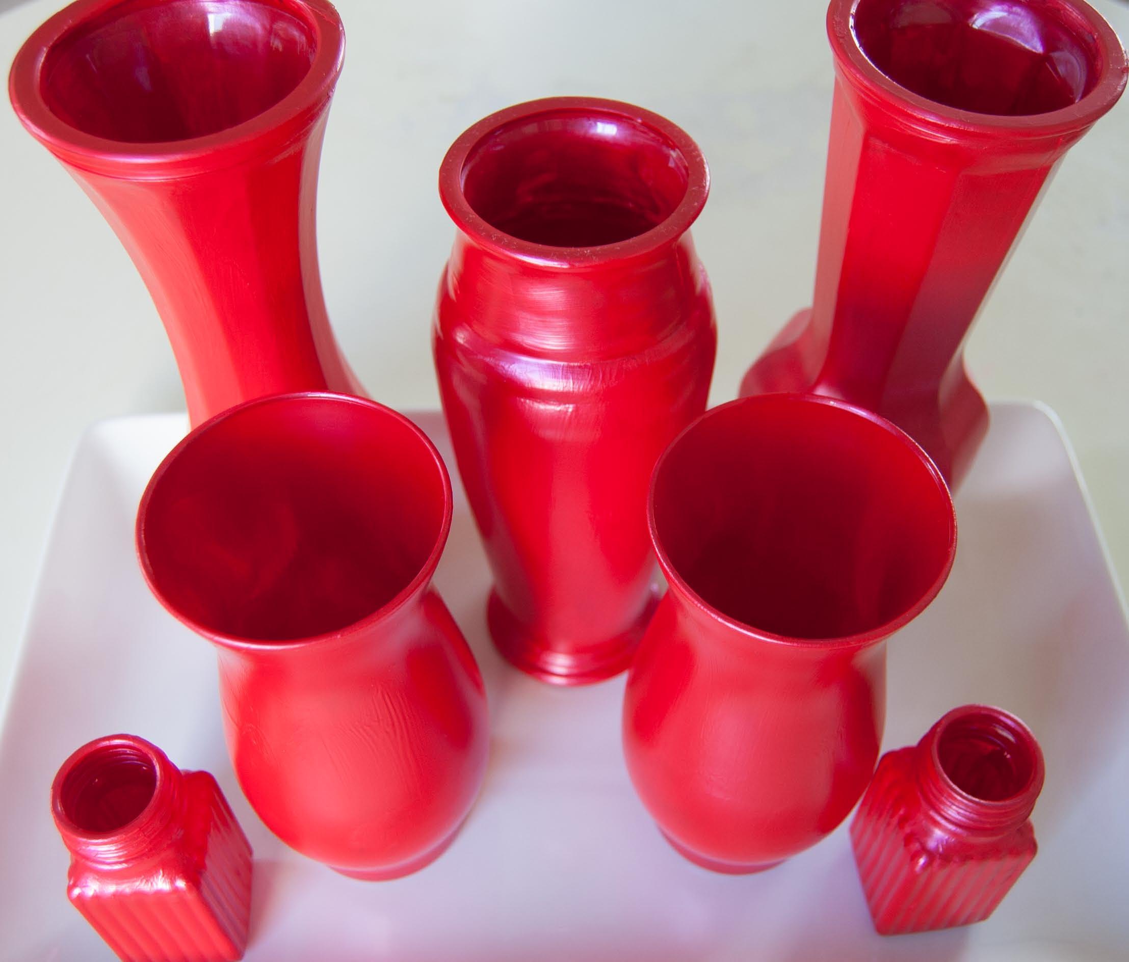 vday vases