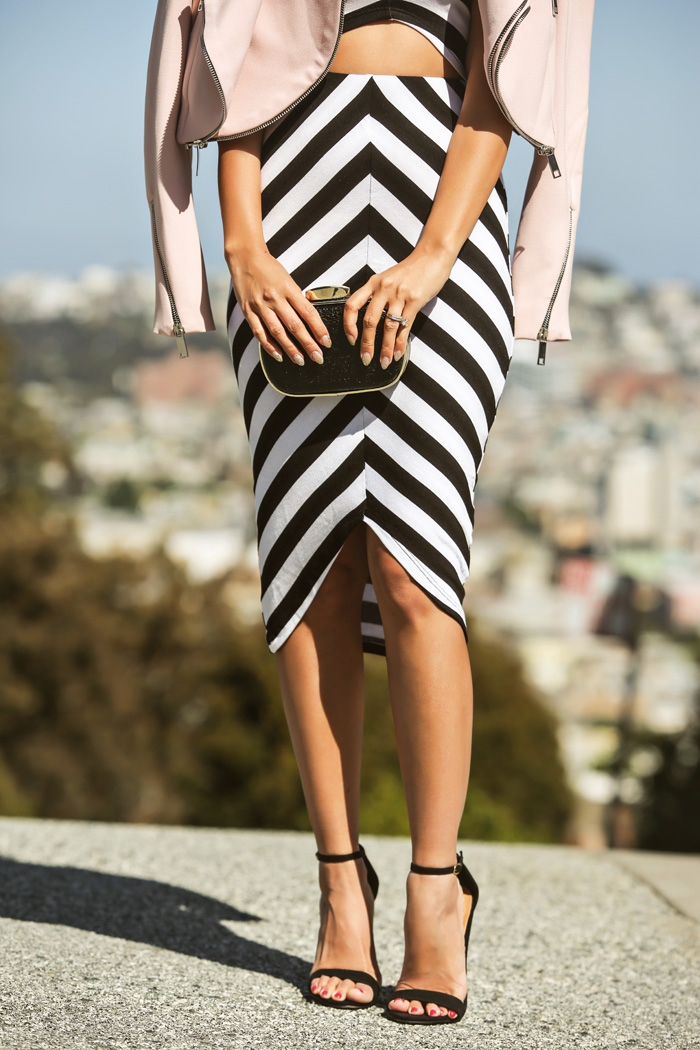 Striped with guest blogger Lace and Locks — Life With Lipstick On