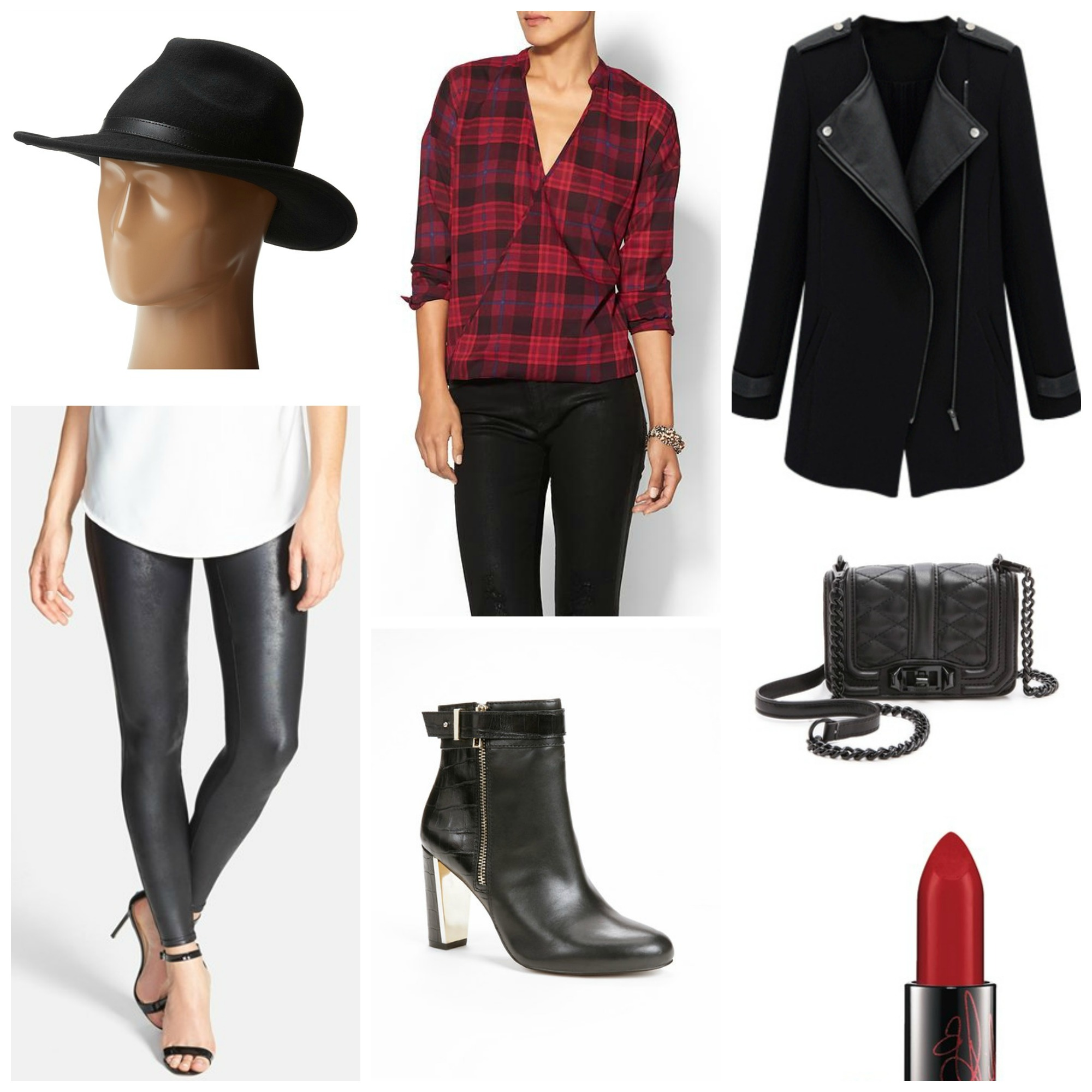 Plaid Fall outfit inspiration-Life with Lipstick On