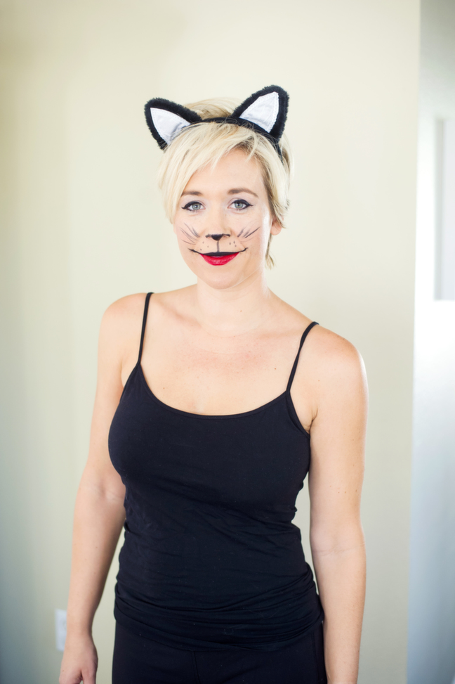 Witch Halloween Makeup Easy.Easy Halloween Makeup Life With Lipstick On